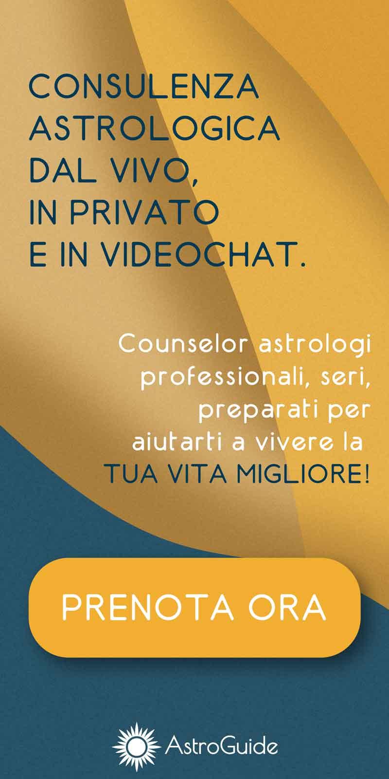 astrologia dal vivo