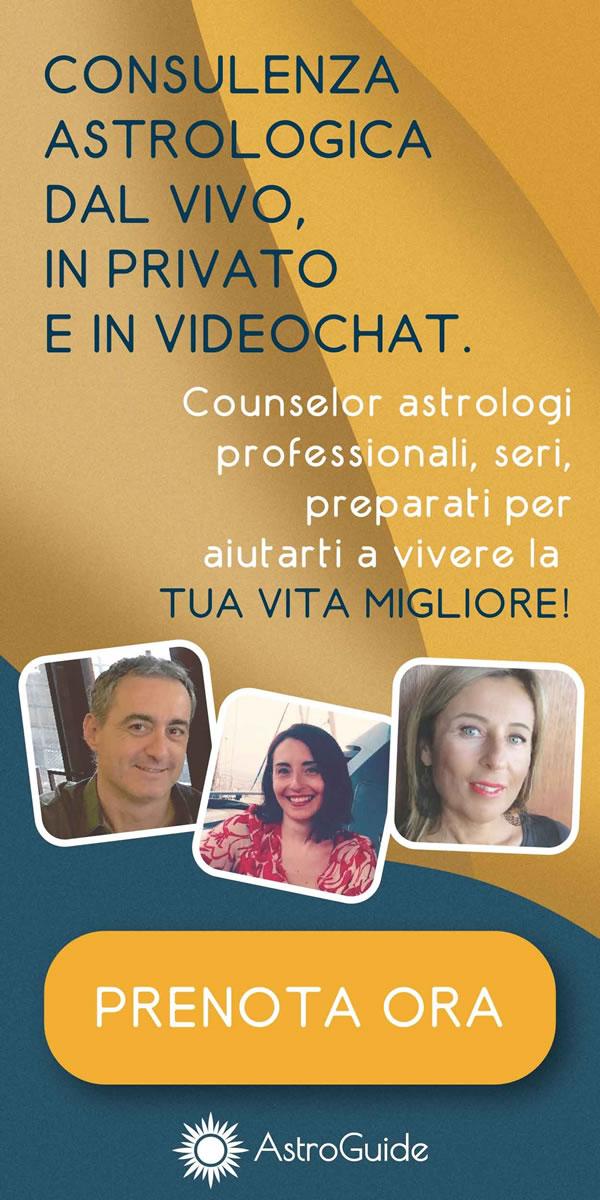 Consulenze astrologiche live