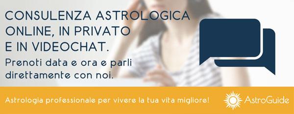 Consulenza astrologica online - AstroGuide